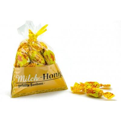 Milch-Honig Bonbons